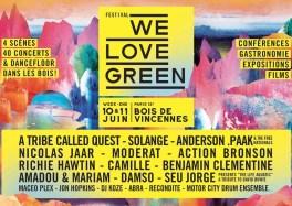 we love green 2017 festival ça c'est culte