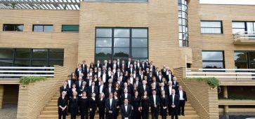 Ouverture de saison les 22 et 23 septembre 2017 à l'Orchestre National de Lille photo institutionnelle ONLille Alexandre Bloch à la Villa Cavrois