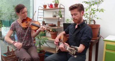Margaux Liénard & Julien Biget - La Sensible - Polska Live Session #1