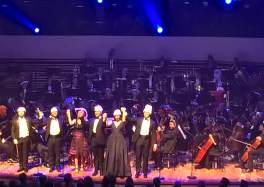 Bernstein on Broadway ONL Lille Orchestre National de Lille reportage