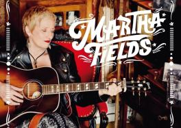 "MARTHA FIELDS : nouvel album ""Dancing Shadows"" disponible aujourd'hui !"