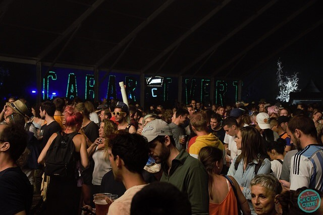 Le Cabaret Vert 2018 : un cabaret ensorcelant ! reportage live report cacestculte