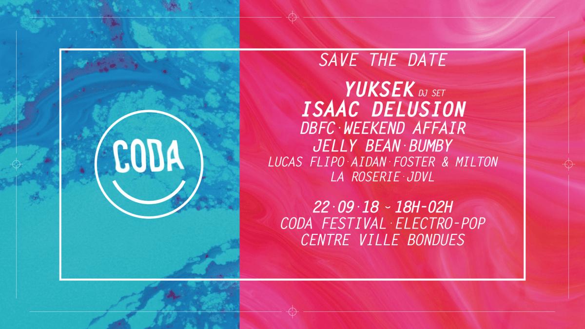 Le Coda Festival est un évènement qui a lieu le 22 septembre à Bondues