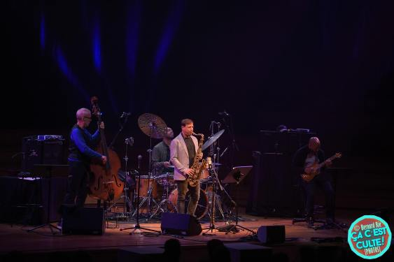 Jazz à Flagey 2018 par Bernard Rie et Pierre Gerard