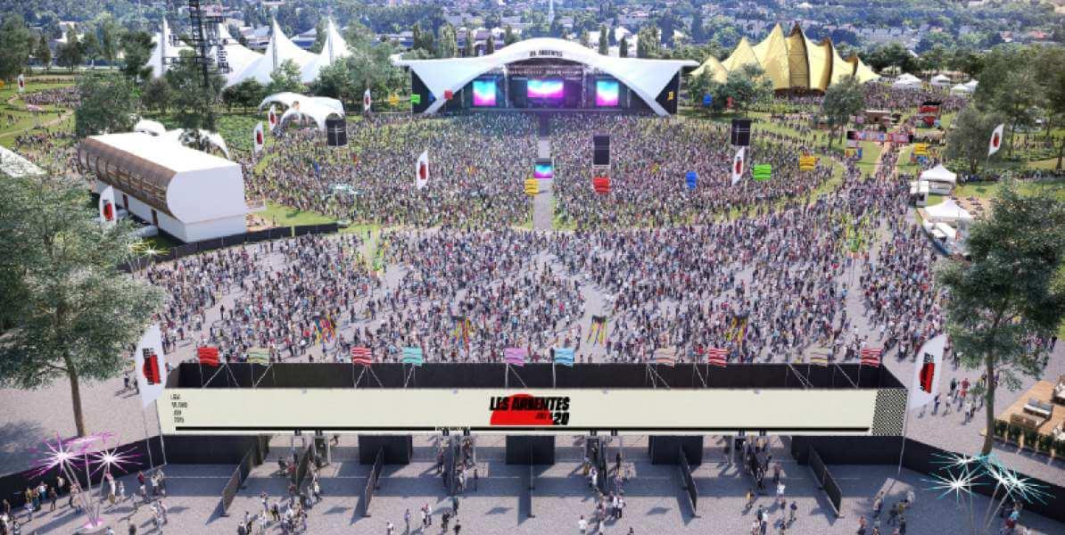 Nouveau Site : LES ARDENTES 2020 à Liège sur le site de ROCOURT cacestculte