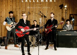 BASTIEN LALLEMANT sortira son nouvel album 'DANSER LES FILLES' le VENDREDI 24 MAI 2019.