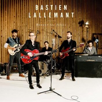 BASTIEN LALLEMANT sortira son nouvel album'DANSER LES FILLES' le VENDREDI 24 MAI 2019.