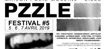 Le PZZLE Festival, c'est dans deux mois à Lille ! ça c'est culte cacestculte