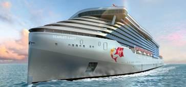 Les 7 Doigts embarquent avec Virgin Voyages