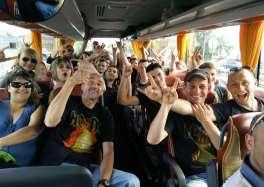 En bus, en avion, en train, profitez des meilleurs événements avec ON TOURS VOYAGES !