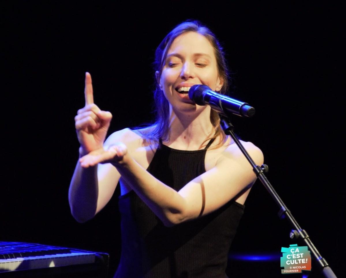 Liz Cherhal : un nouveau spectacle innovant à la Maison Folie Beaulieu de Lomme