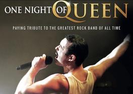 One Night Of Queen au Zénith de Lille le mercredi 29 janvier 2020 !
