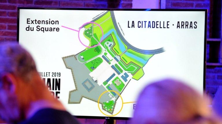 Conférence de presse du MAIN SQUARE FESTIVAL d 'Arras – 5, 6 et 7 juillet 2019