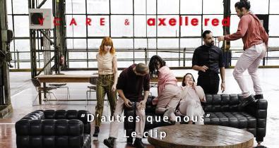 ycare et axelle red d'autres que nous clip officiel 14 Boulevard Saint-Michel