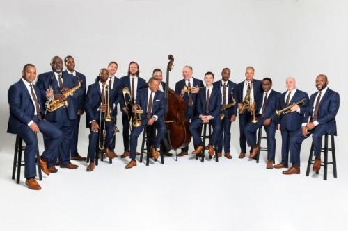 Les 18, 19 et 20 février 2020 Jazz at Lincoln Center with Wynton Marsalis au Bozar