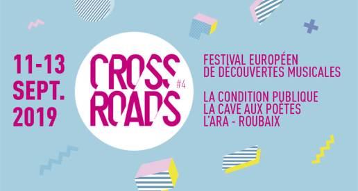 Crossroads Festival 2019 à la Cave aux Poètes de Roubaix © Allison Blomme