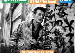 The James Hunter Six en concert au Café de la Danse le 13 mai 2020