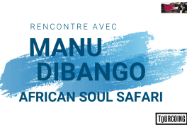 manu dibango video Manu Dibango en interview au Tourcoing Jazz Festival 2019 par El Barrio Jazz et Ça C'est Culte !