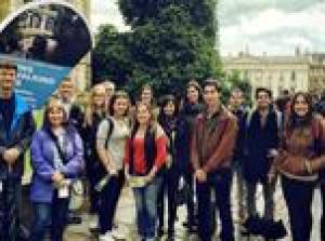 Private Student Guided Cambridge University Walking Tour