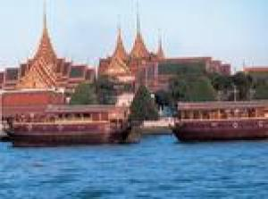 The Bangkok River Cruise by Mekkhala Discover Mon Culture at Koh Kret Island 2 Days 1 Night