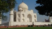 Private  Tajmahal and Agra Fort  Day Tour from New Delhi with SUV Car