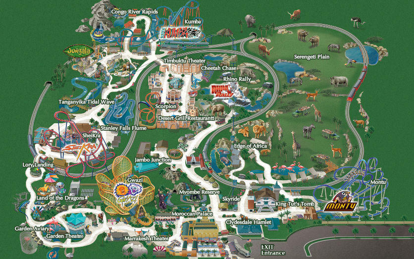 ... Busch Gardens Tampa Florida Intended For Hours Plans Busch Gardens  Summer Nights Schedule Announced Tampa FL Patch Busch Gardens Summer Nights  Schedule ...
