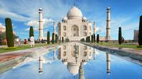 Three-Day Private Luxury Taj Mahal Jaipur and Delhi Tour with Lunch from Delhi
