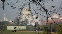 Exterior Nature Walk Surrounding the Taj Mahal