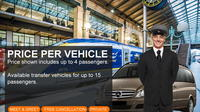 Paris Gare du Nord transfer - To any Hotel or Railway Station in Paris