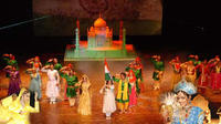 Agra Mohabbat The Taj Show and Dinner