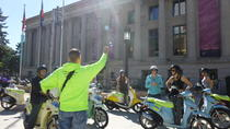 Denver Guided Sightseeing Tour on Motor Scooters, Denver, Vespa, Scooter & Moped Tours