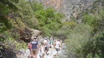 Aposelemis Gorge Walk in Crete, Heraklion, Walking Tours