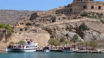 Crete Elounda and Spinalonga Island Cruise Day Trip with BBQ Lunch, Heraklion, Day Trips