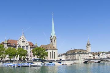 Private Tour: Zurich Walking Tour