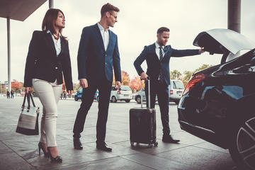 Vienna Private Airport Transfers