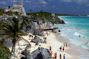 tulum ruins with optional underground river swim and lunch from cancun in cancun 145839