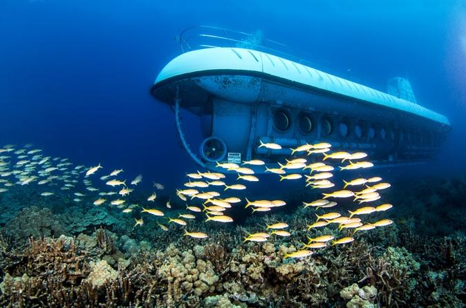 U-Boot in Hawaii