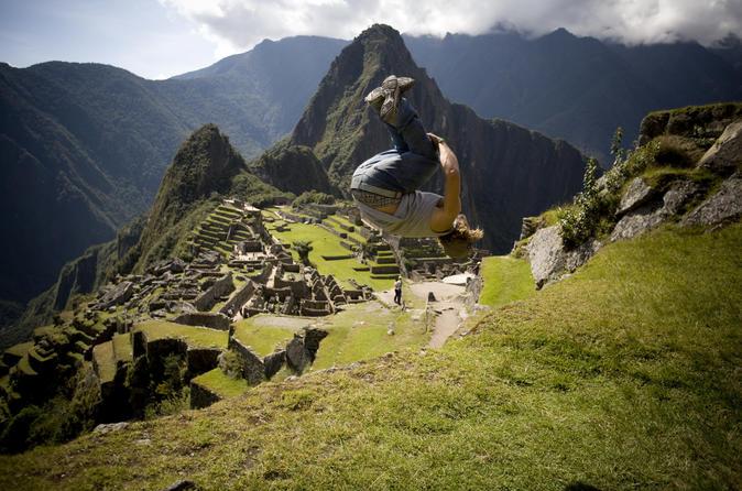 Eintrittskarte für Machu Picchu