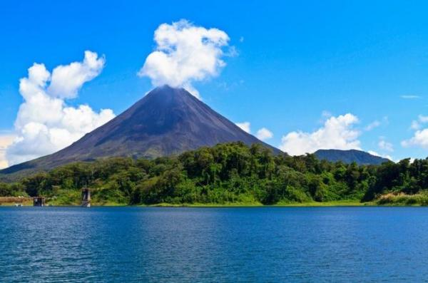 Image result for arenal volcano