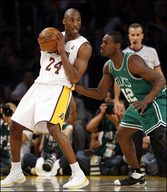 Kobe led the way for L.A.