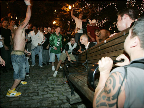 Boston riots