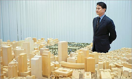 Karios Shen, Chief Planner of the City of Boston