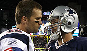 Pats-Cowboys photos