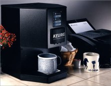 Keurig's first functioning unit