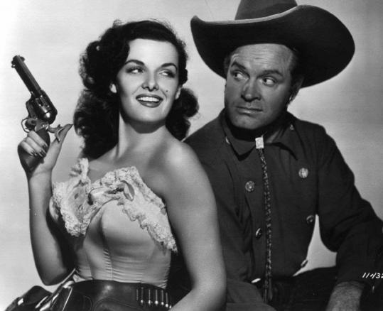 Jane Russell 89 Sultry Film Star Whose Breakthrough