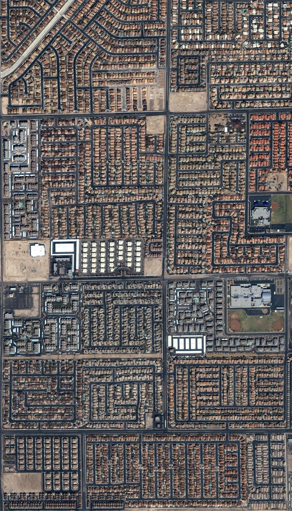 IKONOS satellite image ©2004 GeoEye