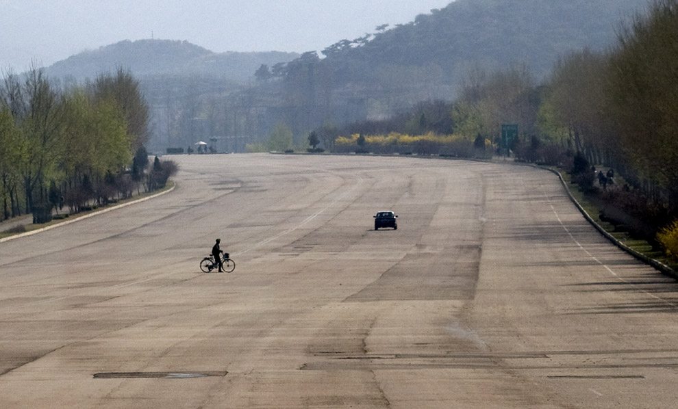 North Korean Highway