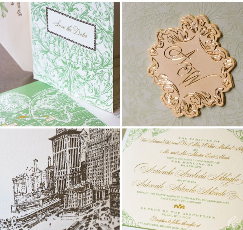 Luxury Wedding Invitations By Ceci New York Our Muse Be Inspired Azie