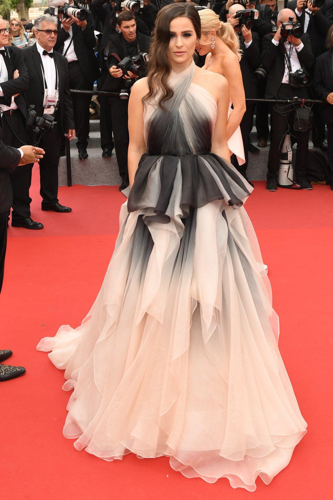 robes cannes 2017 tendance Gianna Simone