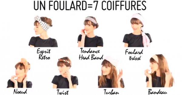 comment se coiffer avec un foulard 7